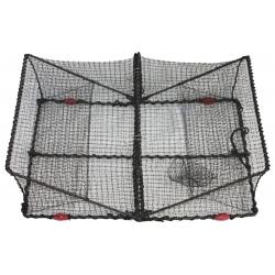 Rectangular Crab Trap black mesh