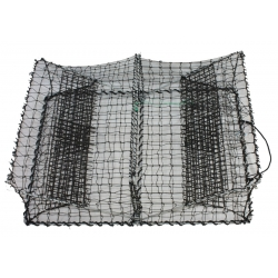 Folding Crab Trap two entrances